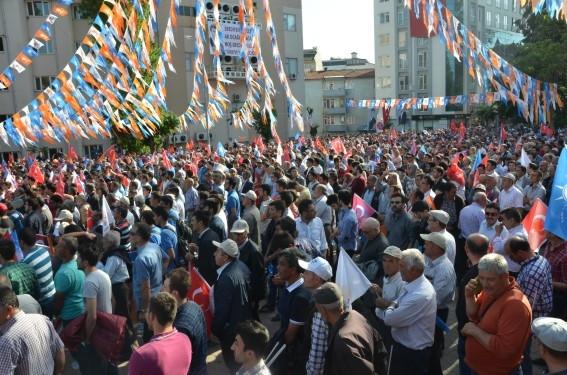 Başbakan Davutoğlu Bilecikte galerisi resim 14