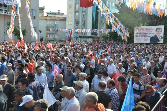 Başbakan Davutoğlu Bilecikte galerisi resim 15