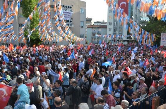 Başbakan Davutoğlu Bilecikte galerisi resim 18