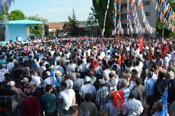 Başbakan Davutoğlu Bilecikte galerisi resim 4