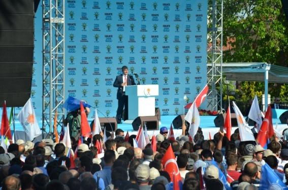 Başbakan Davutoğlu Bilecikte galerisi resim 5
