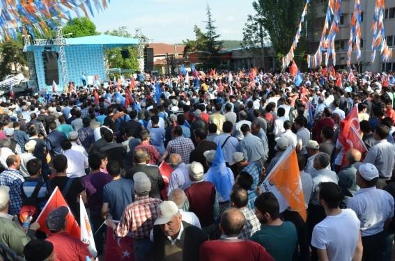 Başbakan Davutoğlu Bilecikte galerisi resim 6