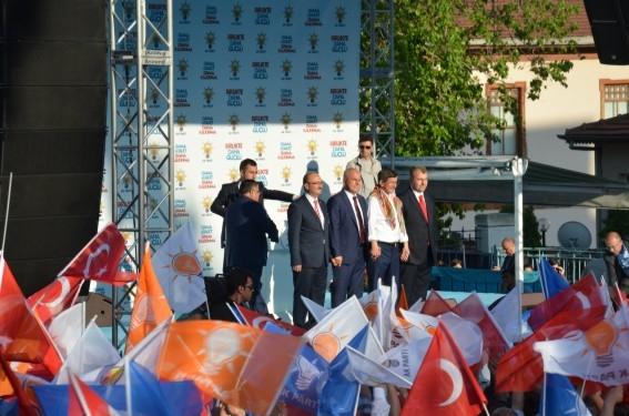 Başbakan Davutoğlu Bilecikte galerisi resim 8