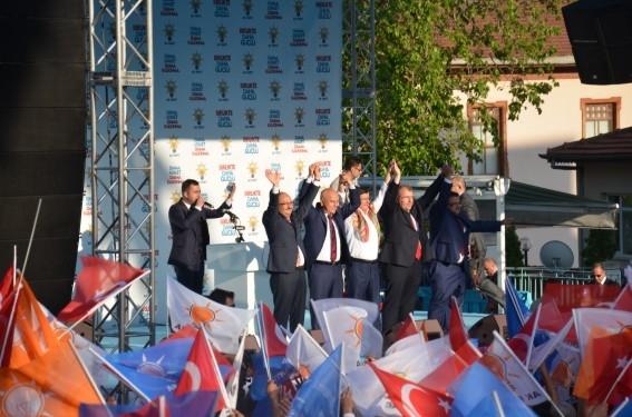 Başbakan Davutoğlu Bilecikte galerisi resim 9