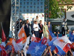 Başbakan Davutoğlu Bilecikte