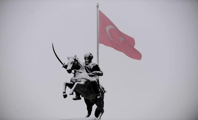 BİLECİK'TEN GÜZEL KAR MANZARALARI galerisi resim 2