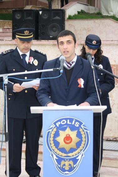 POLİS HAFTASI galerisi resim 17