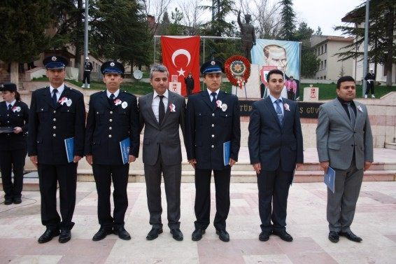 POLİS HAFTASI galerisi resim 48