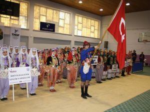 İL HALK OYUNLARI YARIŞMASI - 2012