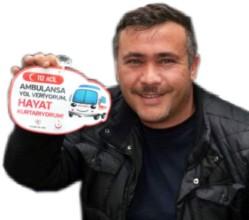 'YAŞAMA YOL VER' KAMPANYASI DEVAM EDİYOR