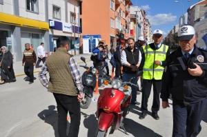 MOTOSİKLET DENETİMLERİ ARTTIRILDI