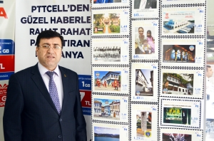 PTT'DEN ANNELER GÜNÜ'NE ÖZEL STANT