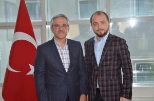 DP'DEN AK PARTİ VE CHP'YE ZİYARET