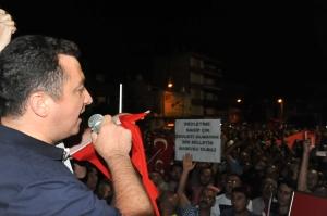"""""""MİLLET OLARAK BÜYÜK BİR SINAV VERDİK"""""""