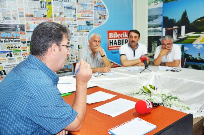 BASIN MASASI'NDAN DARBECİLERE LANET YAĞDI