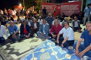 BAYIRKÖY'DEN DEMOKRASİ NÖBETİNE DESTEK!