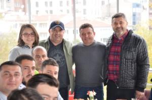 AZE MADENCİLİK BİLECİKSPOR'A KAHVALTI VERDİ