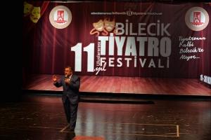 TİYATRO FESTİVALİ BAŞLADI