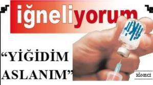 'YİĞİDİM ASLANIM'