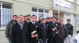 KYK'DAN POLİSİMİZE DESTEK