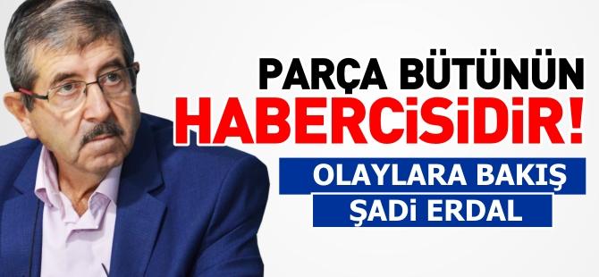 PARÇA BÜTÜNÜN HABERCİSİDİR