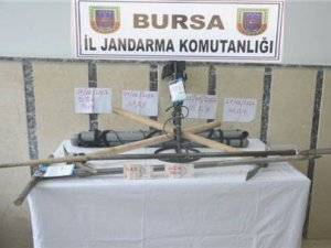 Sit Alanındaki Kaçak Kazıya 2 Tutuklama