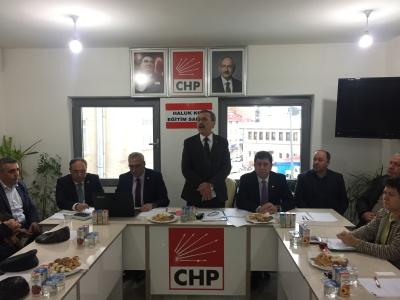 CHP YOL HARİTASINI BELİRLEDİ