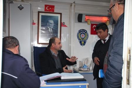 POLİSTEN GİZLİ DENETİM