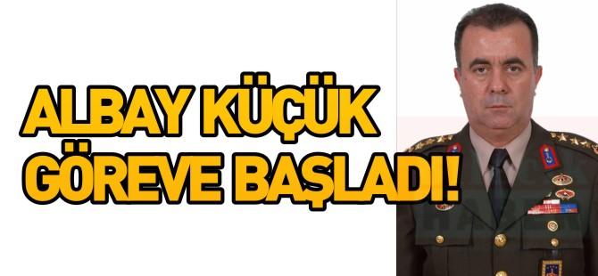 ALBAY KÜÇÜK GÖREVE BAŞLADI!