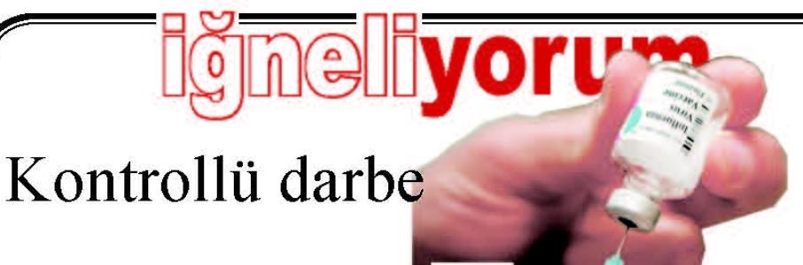 KONTROLLÜ DARBE