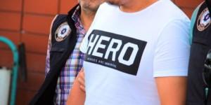 BOZÜYÜK'TE 'HERO' GÖZALTISI