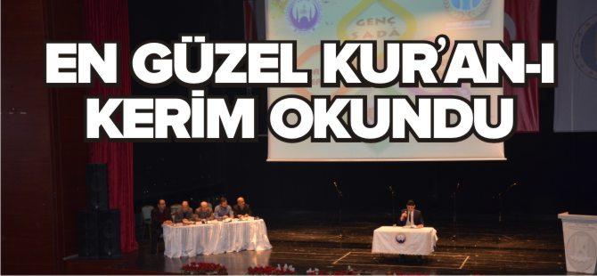 EN GÜZEL KUR'AN-I KERİM OKUNDU