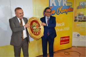 150 ÖĞRENCİ BİLECİK'TE BULUŞTU