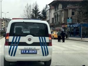 POLİSTEN ÖRNEK DAVRANIŞ