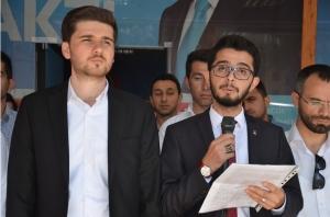 AK PARTİ, MUHARREM İNCE'Yİ KINADI!