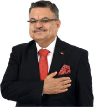 'STADYUM VE MİLLET BAHÇESİ HEDEFİMİZ VAR'