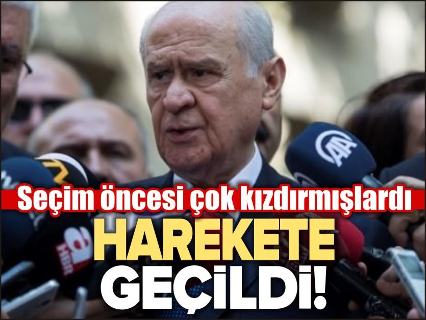 HAREKETE GEÇİLDİ!