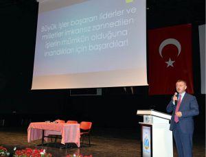 VALİ BÜYÜKAKIN'DAN DİRİLİŞ GENÇLİĞİ PROJESİ