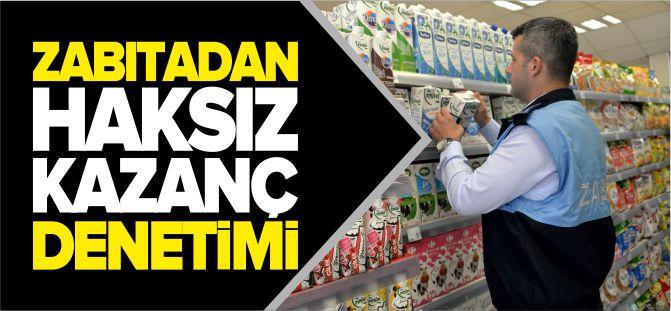 ZABITADAN 'HAKSIZ KAZANÇ' DENETİMİ