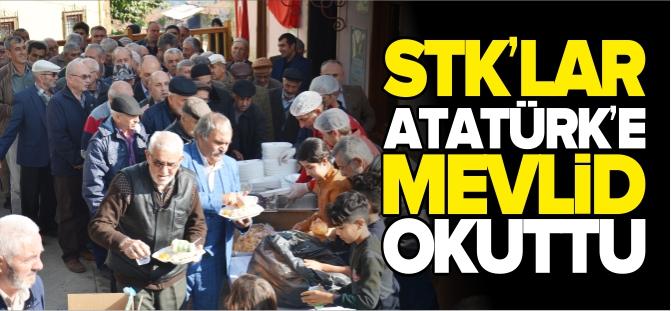 STK'LAR ATATÜRK'E MEVLİD OKUTTU