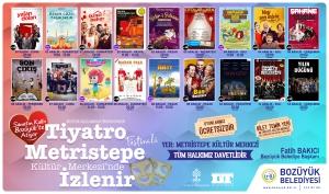 BOZÜYÜK'TE 4. TİYATRO FESTİVALİ BAŞLIYOR