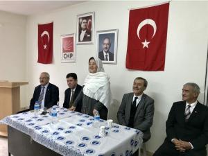 CHP'DEN YENİPAZAR'A KADIN ADAY