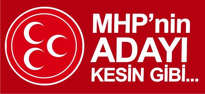 MHP'nin ADAYI KESİN GİBİ...