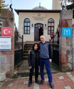 ÜNLÜ OYUNCU BİLECİK'E GELDİ