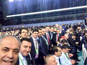 AK PARTİ ADAYLARI ANKARA'DA