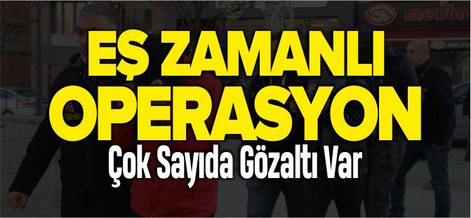 EŞ ZAMANLI OPERASYON