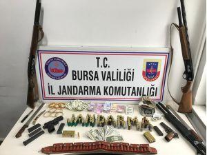 BURSA VE BİLECİK'TE EŞ ZAMANLI OPERASYON