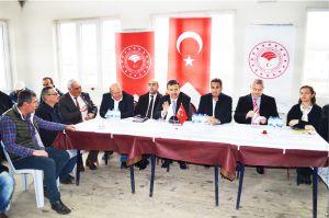 'KURTKÖY'ÜN KURU FASULYESİNİ MARKA YAPABİLİRİZ'