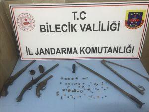 OPERASYONDA YAKALANAN TARİHİ ESERLER ŞOK ETTİ