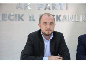 """KARABIYIK """"ÖZÜR DİLEMEYE DAVET EDİYORUM"""""""